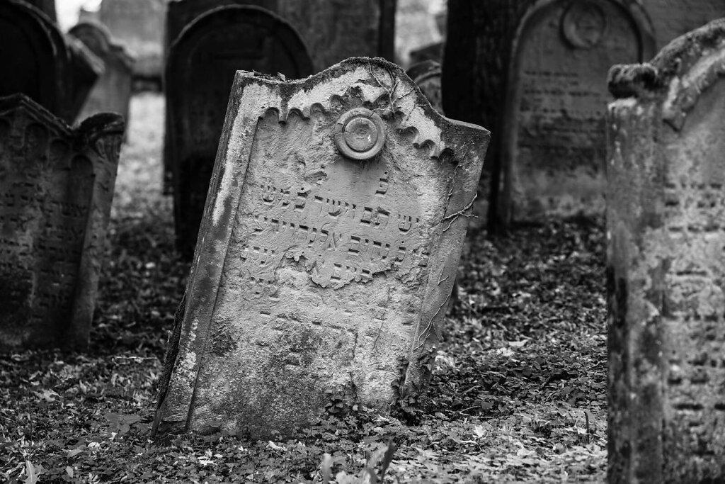 Jüdischer Friedhof Berlichingen 1